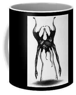 Never Letting Go... - Artwork Coffee Mug