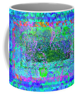 Coffee Mug featuring the photograph Neverland by Mike Braun