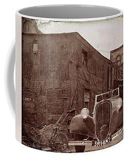 New 1936 Citroen Old Neighborhood Coffee Mug