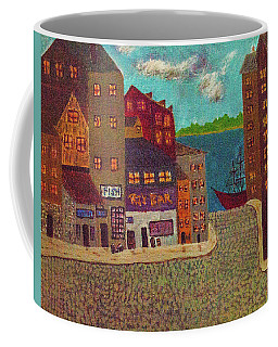 New Bedford Coffee Mug
