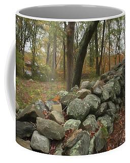 New England Stone Wall 1 Coffee Mug