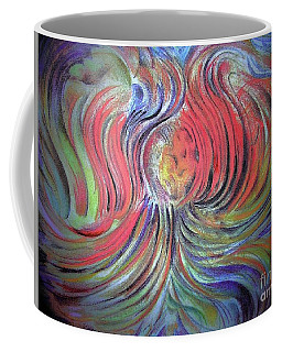 Coffee Mug featuring the photograph New Life by Rosanne Licciardi