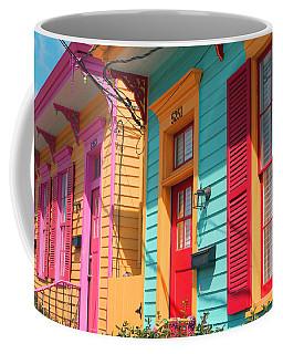 New Orleans Color Coffee Mug