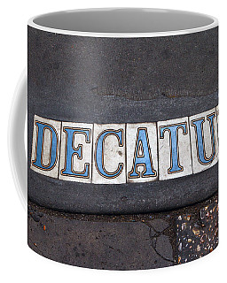 New Orleans - Decatur Street Coffee Mug