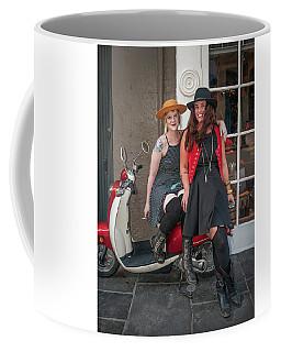 New Orleans Hat Shop Girls Coffee Mug
