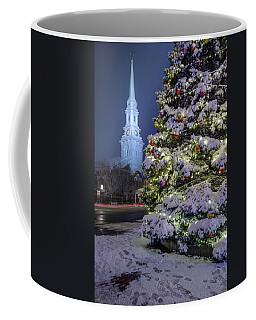 New Snow For Christmas Coffee Mug