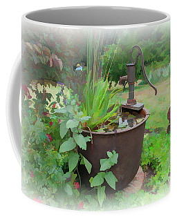 New Use For Old Coffee Mug