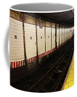 New York City Subway Line Coffee Mug