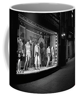 Coffee Mug featuring the photograph New York, New York 12 by Ron Cline