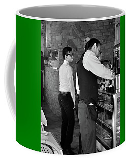 Coffee Mug featuring the photograph New York, New York 18 by Ron Cline