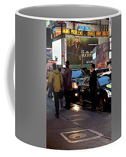 Coffee Mug featuring the photograph New York, New York 29 by Ron Cline