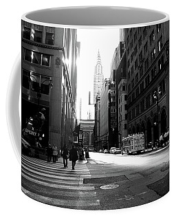 New York, Street Coffee Mug