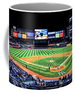 New York Yankees Baseball Ballpark Stadium Coffee Mug