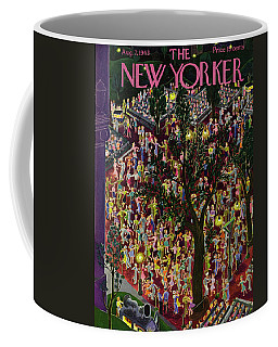 New Yorker August 7th 1943 Coffee Mug