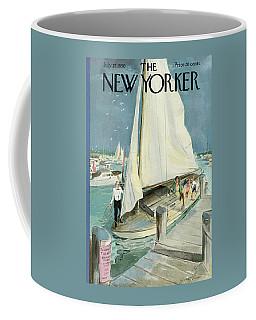 New Yorker July 22, 1950 Coffee Mug