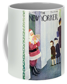 New Yorker December 14th 1946 Coffee Mug