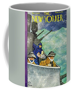 New Yorker December 26th 1942 Coffee Mug