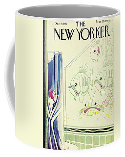 New Yorker December 4th 1943 Coffee Mug