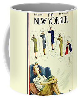 New Yorker February 27th 1943 Coffee Mug