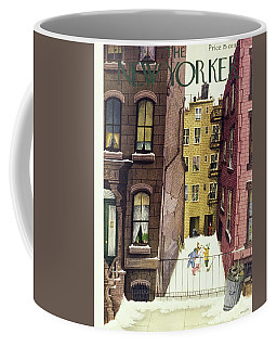 New Yorker February 2nd 1946 Coffee Mug