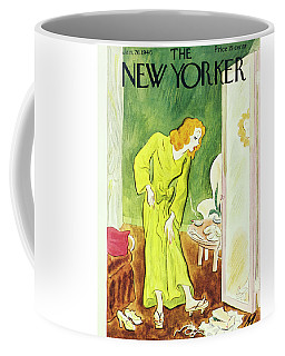 New Yorker January 26th 1946 Coffee Mug