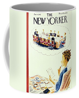 New Yorker January 4th 1947 Coffee Mug