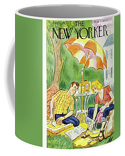 New Yorker July 12th 1947 Coffee Mug