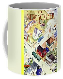 New Yorker July 19th 1947 Coffee Mug