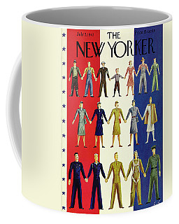 New Yorker July 3rd 1943 Coffee Mug