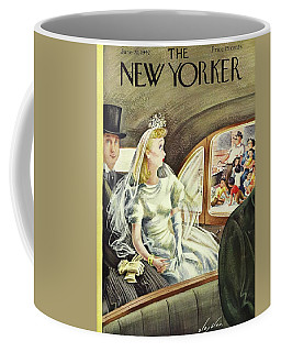 New Yorker June 20th 1942 Coffee Mug