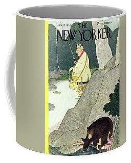 New Yorker June 21st 1947 Coffee Mug