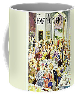 New Yorker June 28th 1947 Coffee Mug