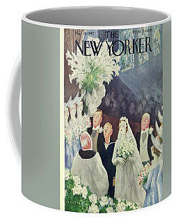 New Yorker March 20th 1943 Coffee Mug