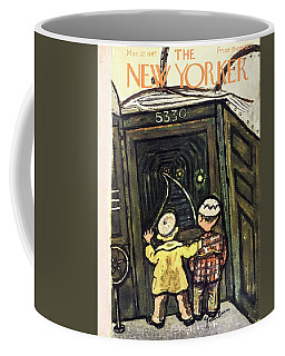 New Yorker March 22nd 1947 Coffee Mug