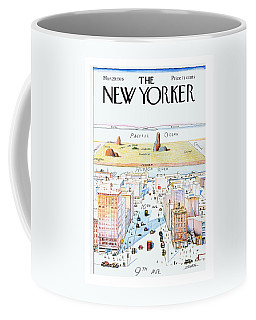 New Yorker March 29, 1976 Coffee Mug