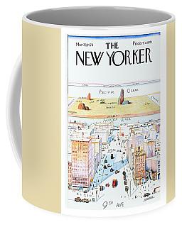 New Yorker March 29, 1976 Coffee Mug