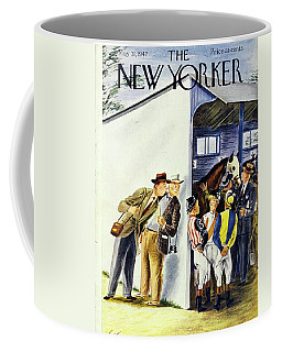 New Yorker May 31st 1947 Coffee Mug