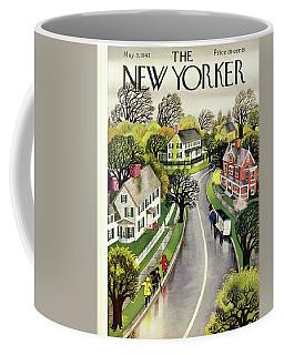 New Yorker May 3rd 1947 Coffee Mug