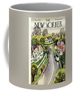 New Yorker May 3, 1947 Coffee Mug