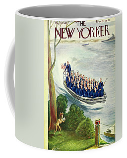New Yorker May 9th 1942 Coffee Mug