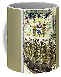 New Yorker November 7th 1942 Coffee Mug