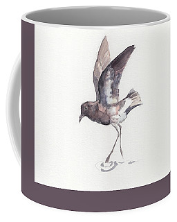 New Zealand Storm Petrel Coffee Mug