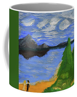 Newlywed Serenity  Coffee Mug