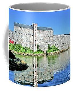 Coffee Mug featuring the photograph Newmarket New Hampshire by Debbie Stahre