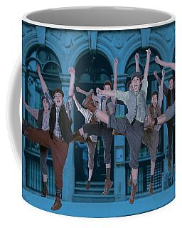 Newsies At The Artisan Center Theater Coffee Mug