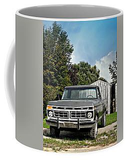 Nice Tires Coffee Mug
