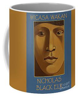 Nicholas Black Elk-wicasa Wakan Coffee Mug