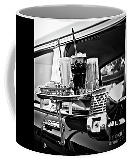 Night At The Drive-in Movies Coffee Mug