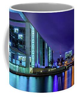 Night In Berlin Coffee Mug