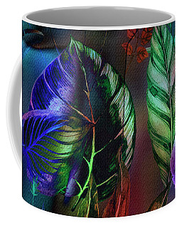 Coffee Mug featuring the photograph Night Moves by Edmund Nagele